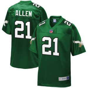 Eric Allen Philadelphia Eagles NFL Pro Line Retired Player Jersey