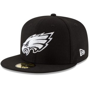Philadelphia Eagles New Era B-Dub 59FIFTY Fitted Hat