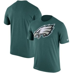 Philadelphia Eagles Nike Legend Performance Logo Essential 3 T-Shirt
