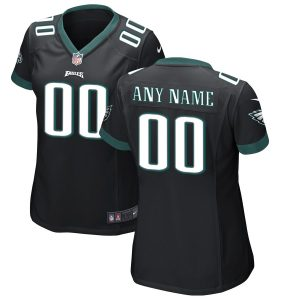 Philadelphia Eagles Nike Women's Custom Game Jersey