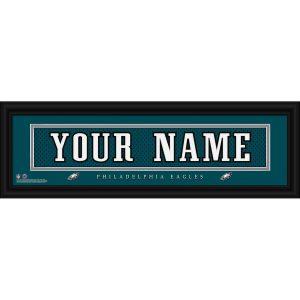 Philadelphia Eagles Personalized Name Plate