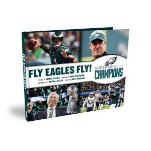Philadelphia Eagles Super Bowl LII Champions Commemorative Book