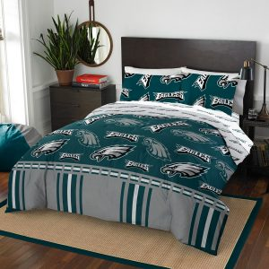 Philadelphia Eagles The Northwest Company 5-Piece Queen Bed in a Bag Set